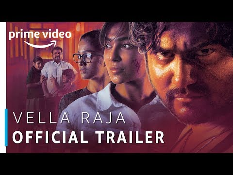 Vella Raja - Official Trailer - Tamil TV Series - Prime Exclusive - Amazon Prime Video