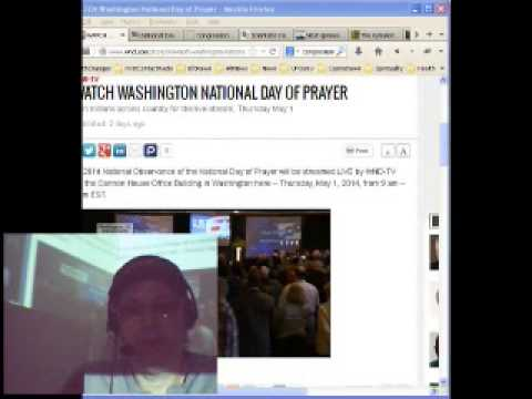 First Contact Radio 5/1/14 - UFO News, Natl Prayer Day, Kryballion