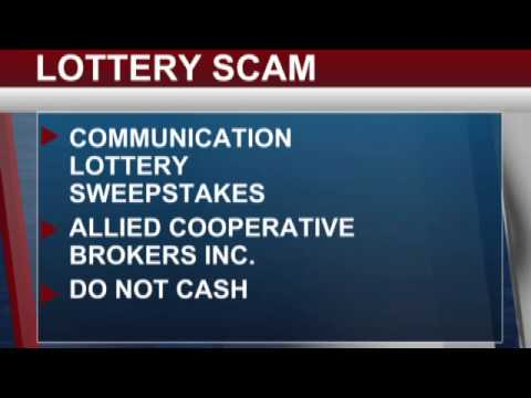 Lottery Scam in Rensselaer County