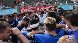 Palabras, lágrimas y emoción en la final de la Córdoba CUP, mirá.