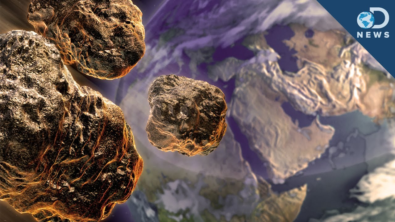 largest asteroid to hit earth - photo #9