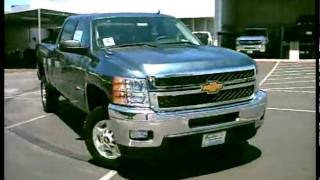 2011 Silverado 2500 HD 4wd LT Crew Cab videos