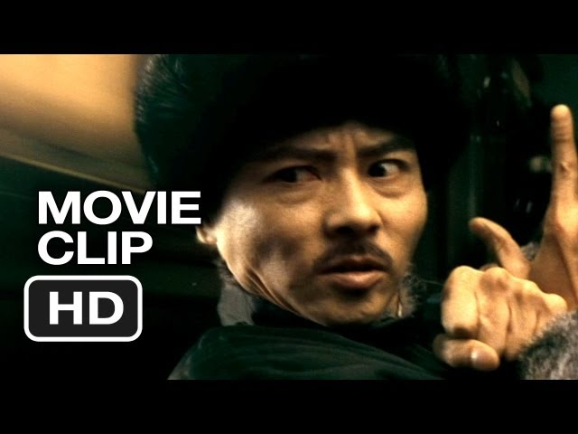 The Grandmaster Movie CLIP - Train Fight (2013) - Tony Leung Movie HD