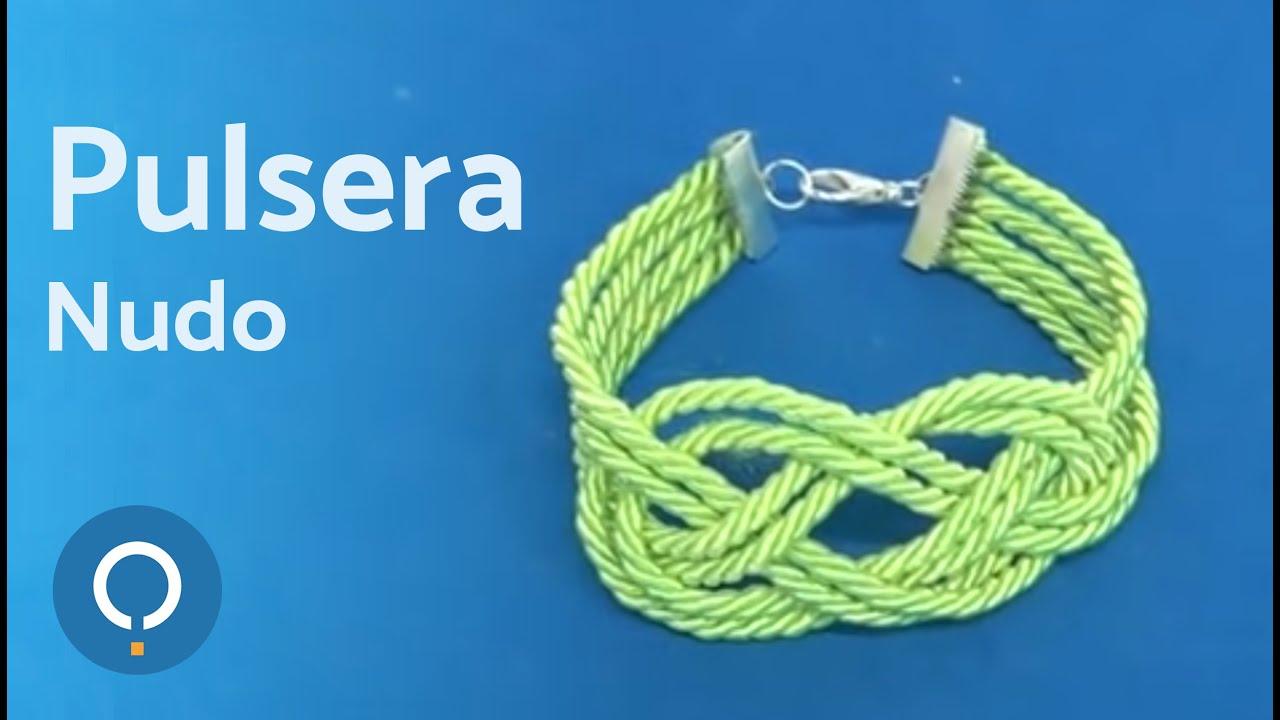 Pulsera de nudo marinero youtube - Nudos marineros para pulseras ...