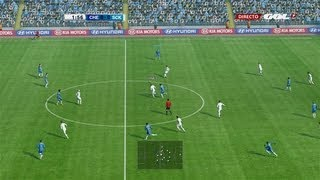 PES 2013 PSP Gameplay HD Barcelona Vs Real Madrid