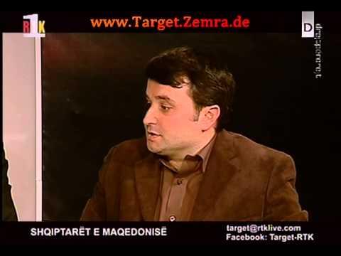 085 - Target-RTK: Shqiptaret e Maqedonis 12.03.2013