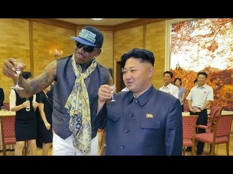 Dennis Rodman Pooped All Over North Korea