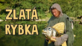 Smejko a tanculienka - Zlatá rybka