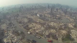 Coffey Park Fire 10/9/2017