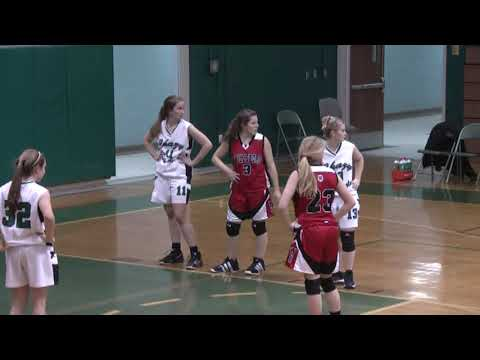 Chazy - Willsboro Girls 1-21-11