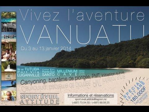 Destination Vanuatu - Part 1/2