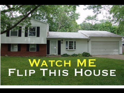 Flipping houses watch me flip this house youtube for How to buy a house to flip