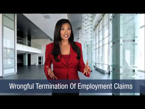 Wrongful Termination of Employment Claims