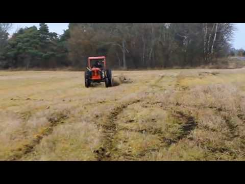 Гоночный трактор Volvo Terror
