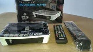COMO CONFIGURAR WIFI NO SHOWBOX ULTRA HD E NO SAT HD PLUS