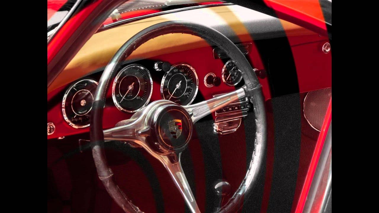1080p Red Porsche 356 Super 90 Engine Sound Prawie Jak Syrena Sport Youtube