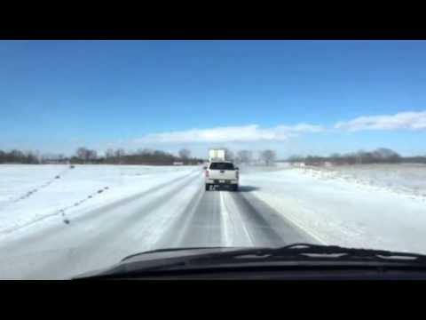 Snow could complicate first Ohio commute of 2014