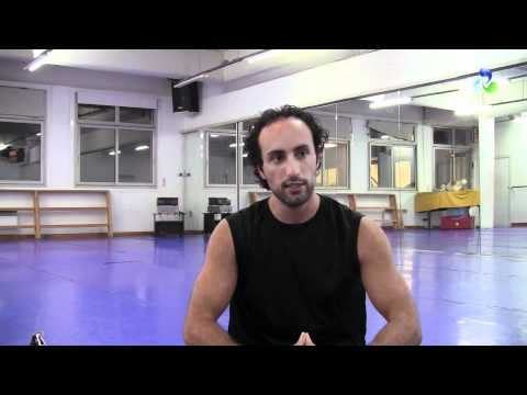 Interview Jonathan Peres Kapap instructor