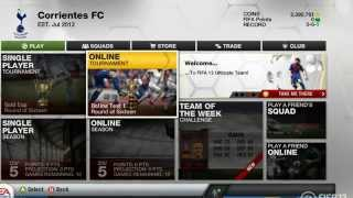 FIFA 14 UT Coin Generator Xbox And Ps3 NO SCAM!!! NO