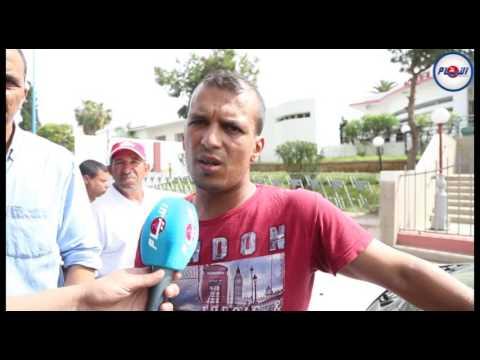 مواطن نقل والدته من بني ملال إلى البيضاء يتهم