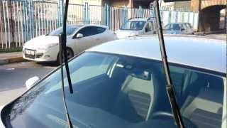 VW Jetta sileceklerin kaldırılması - Servis Modu