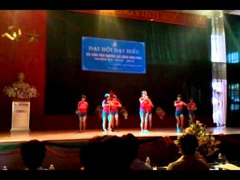 hội sinh viên CĐ Vĩnh Phúc lớp K16 Hóa _ Sinh