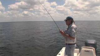 Fishing Florida's Shallow Water Grass Flats Using