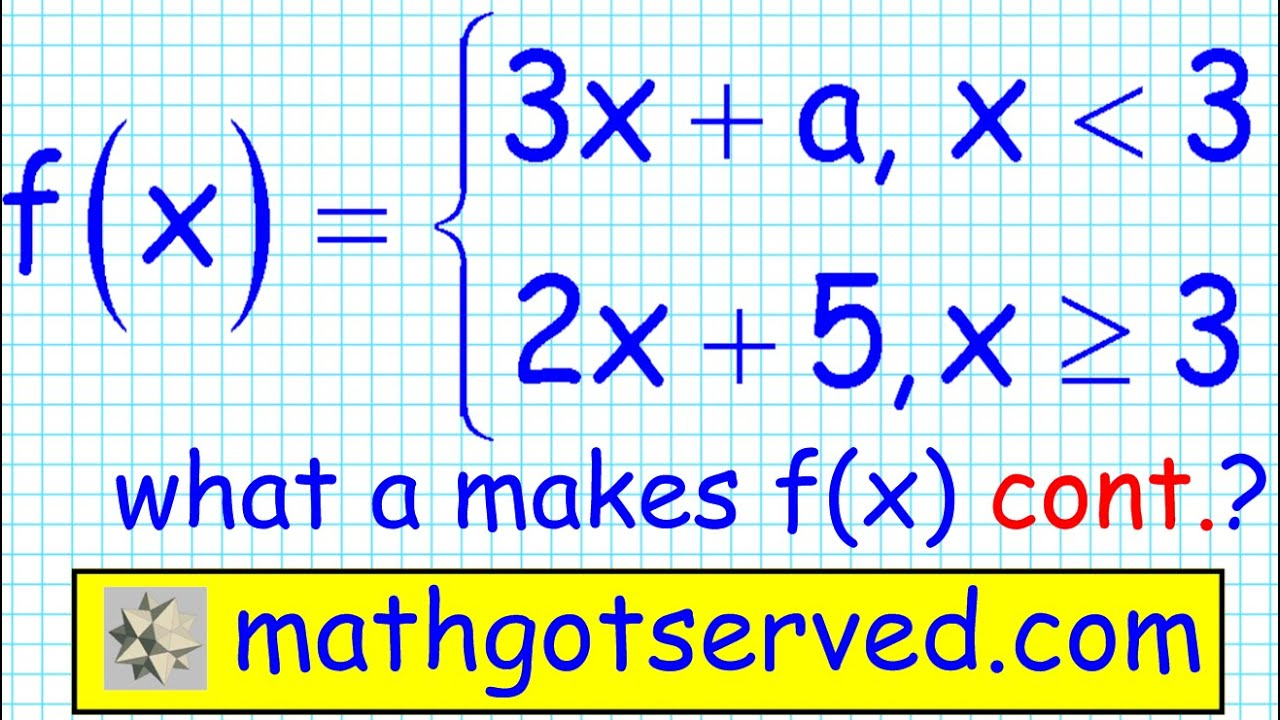 how to algebraically solve one sided limits
