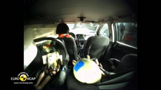 Euro NCAP Hyundai I10 2014 Crash Test