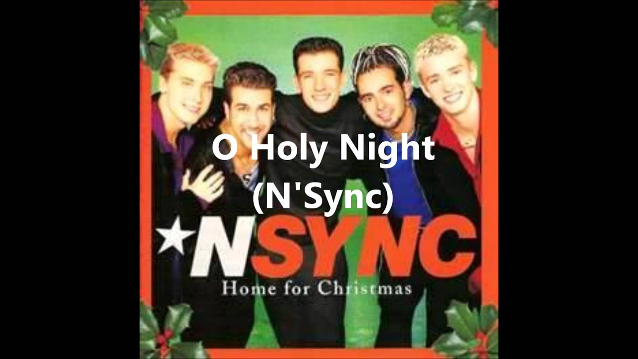 Nsync Home For Christmas Album - \'n Sync Records, LPs, Vinyl and CDs ...