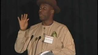 Closing Remarks - 2010 Achebe Colloquium