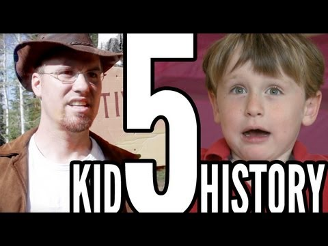 Kid History - Episode 5 - by BoredShortsTV