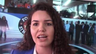 Vereadora Alliny Sartori comenta o 1º de Maio da Força Sindical