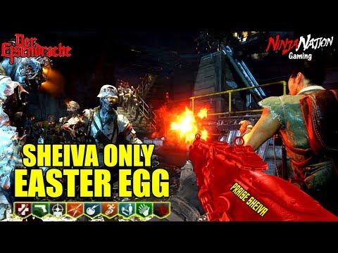 SHEIVA ONLY EASTER EGG CHALLENGE COMPLETE