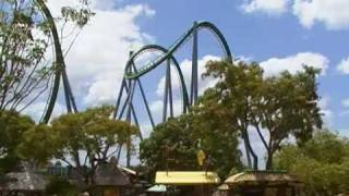 MONTANHA RUSSA DO HULK- Island Of AdventureOrlando