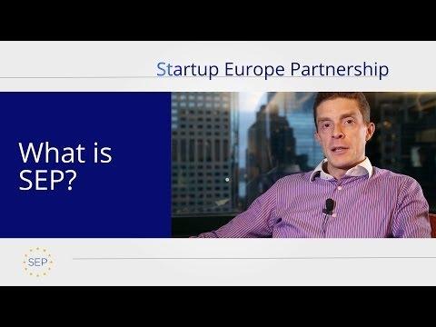 Alberto Onetti - Startup Europe Partnership