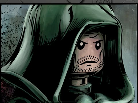 LEGO BATMAN 3 - BEYOND GOTHAM - ARROW DLC LEVEL