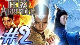 The Last Airbender (Wii) Avatar Game Walkthrough Part 2 [M