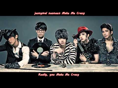 MBLAQ - MONA LISA - TRACK #5 - ONE - ROMANIZATION AND ENGLISH SUB [HD]