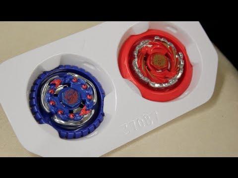 BATTLE: Beyblade Destroyer Dome METAL FURY TEST BATTLE!! Spiral Fox/Cyclone Hercleo