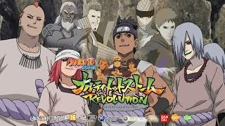 Naruto Storm Revolution: Mais D100 Personagens