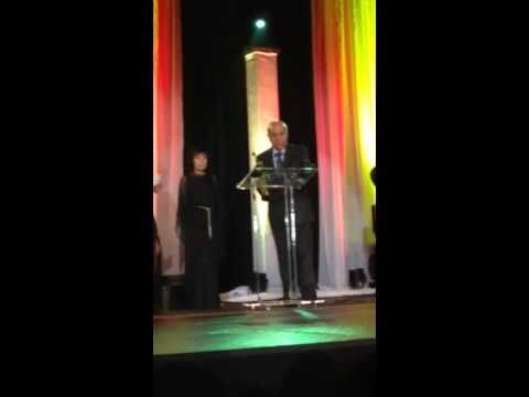 Marhoom Mir Ghulam Mohammad Ghobar - Rumi Awards 2013