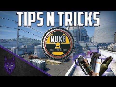 Tips N Tricks #7 Nuke (CS:GO)