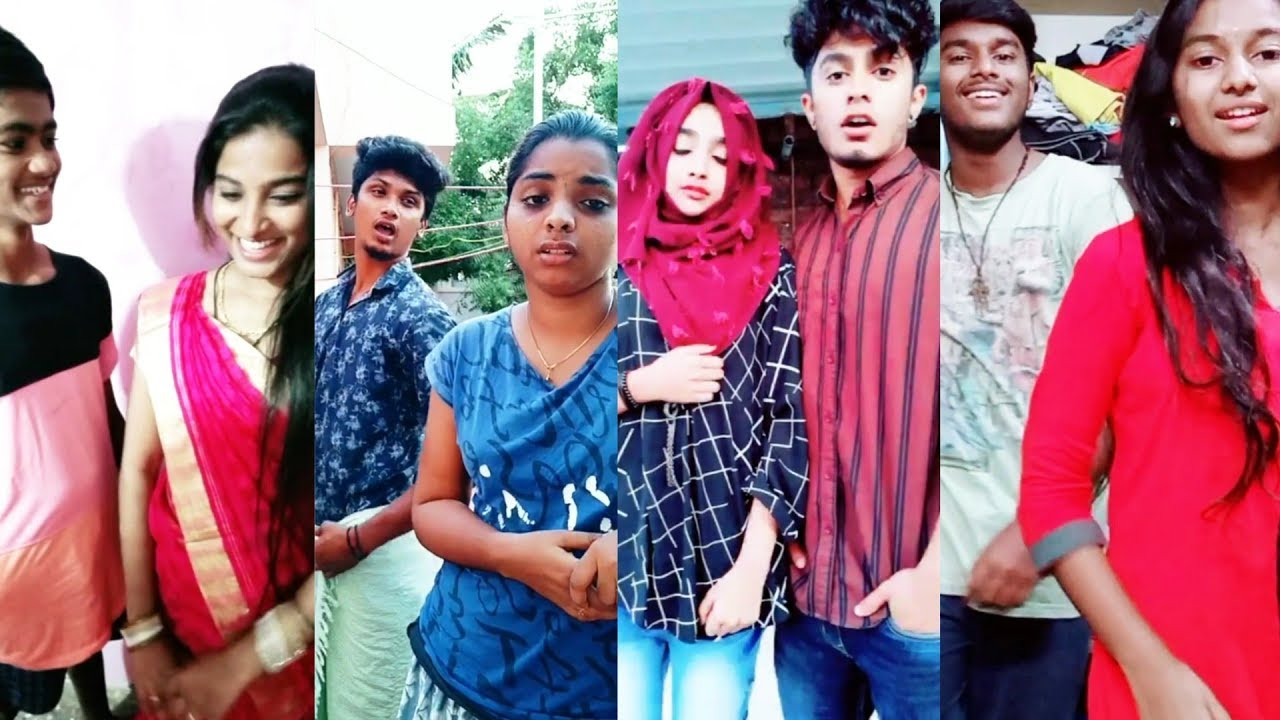 Real Brother Sisters Funny Dubsmash | Cute Dubsmash | #MusicallyTamilQueens