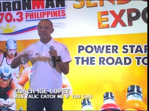 Ige Lopez - Cobra Energy Drink Ironman 70.3 EXPO