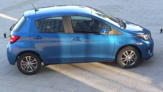 Toyota Yaris MY 2014, First Drive Primo Contatto