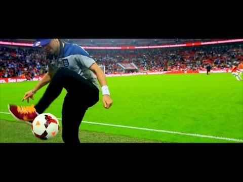 Amazing Skills at Wembley Stadium with STRskillSchool