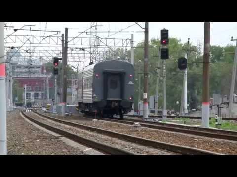 Обзор двухэтажного поезда москва-адлер
