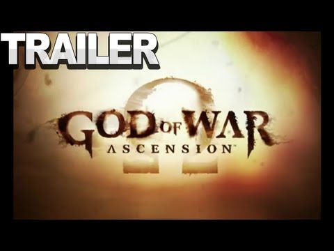 God of War: Ascension - Teaser Trailer