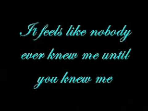 Until you - Shayne Ward (with lyrics)